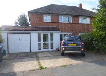 3 bed semi-detached house for sale in Comport Green, New Addington, Croydon CR0