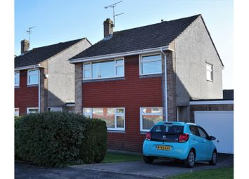 Thumbnail 3 bed link-detached house for sale in Lays Drive, Keynsham