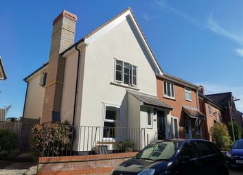 Thumbnail 3 bedroom semi-detached house to rent in Rockingham Road, Bury St Edmunds