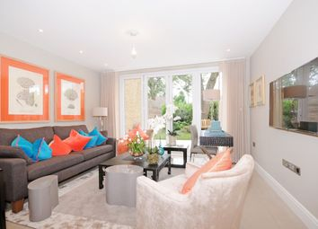 Thumbnail 3 bed flat to rent in Court Close, St John's Wood Park, London