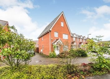 4 bed end terrace house for sale in Titus Way, Colchester CO4
