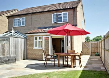 Thumbnail 2 bed semi-detached house for sale in Margaret Close, Abbots Langley