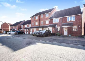 Thumbnail 3 bed terraced house for sale in Parklands Close, Ilford
