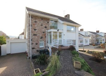 Thumbnail 4 bed detached house for sale in Garth Court, Abbey Road, Llandudno