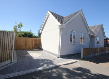 Thumbnail 1 bed detached bungalow for sale in Wedgwood Way, Ashingdon, Rochford