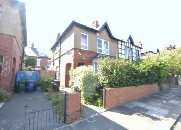 Thumbnail 4 bedroom semi-detached house for sale in Coquet Terrace, Heaton, Newcastle Upon Tyne
