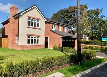 Thumbnail 4 bed detached house for sale in Rothwells Lane, Crosby, Liverpool