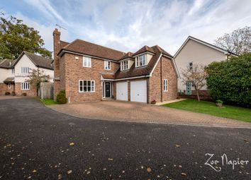 Thumbnail 5 bed detached house for sale in Oasthouse Spinney, Church Meadows, Bocking, Braintree
