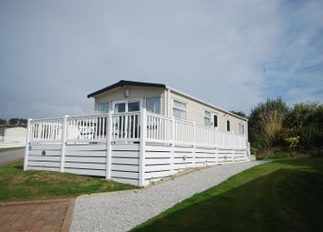 Thumbnail 2 bedroom property for sale in Praa Sands Holiday Village, Praa Sands, Penzance