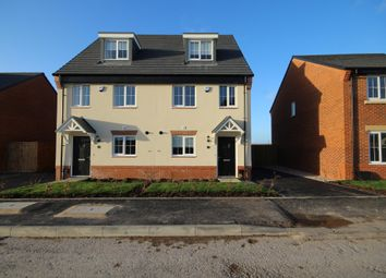 Thumbnail 3 bed semi-detached house to rent in Tyneham Way, Cottam