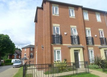 Thumbnail 3 bed town house to rent in Field Close, Bilston
