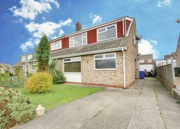 Thumbnail 3 bed bungalow for sale in Lowfield Road, Beverley
