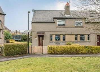 Thumbnail 3 bedroom semi-detached house for sale in Whins Road, Stirling, Stirlingshire