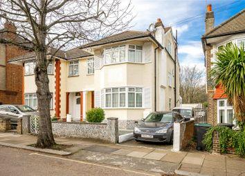 Thumbnail 4 bedroom semi-detached house for sale in Gordon Road, London