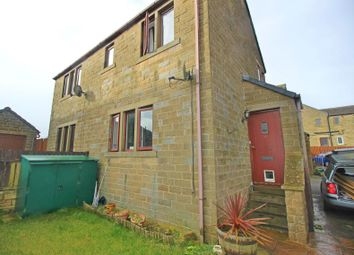 Thumbnail 2 bed terraced house to rent in Bayfield Close, Hade Edge