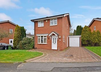 3 bed detached house for sale in Grovefields, Leegomery, Telford TF1