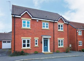Thumbnail 4 bed detached house for sale in Marianne Close, Barrow Upon Soar, Loughborough