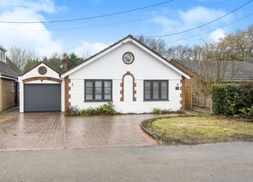 Thumbnail 3 bed bungalow for sale in Toot Hill, Ongar, Essex