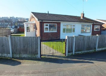 Thumbnail 2 bedroom semi-detached bungalow to rent in St. Andrews Drive, Kidsgrove, Stoke-On-Trent