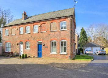 Thumbnail 2 bed semi-detached house for sale in Ashwood Mews, St. Albans