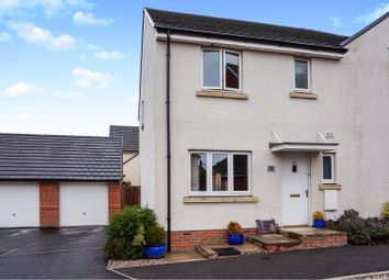Thumbnail 3 bed semi-detached house for sale in Elm Park, Didcot