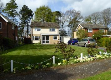 Thumbnail 3 bedroom detached house for sale in Haylings Grove, Leiston, Suffolk