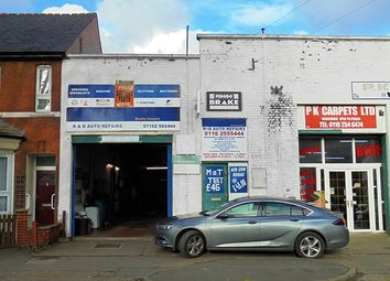 Thumbnail Parking/garage for sale in Upperton Road, Leicester