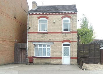 Thumbnail 3 bed detached house for sale in Lea Road, Gainsborough