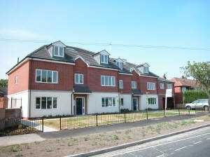 Thumbnail 2 bedroom flat to rent in Hotham Road South, Willerby High Road, Hull, E Yorks