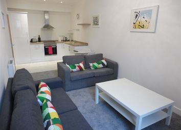 Thumbnail 1 bed flat to rent in Orchard Street, Swansea