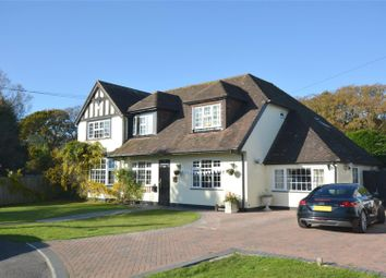 Thumbnail 7 bed detached house for sale in Walkford Way, Walkford, Christchurch, Dorset