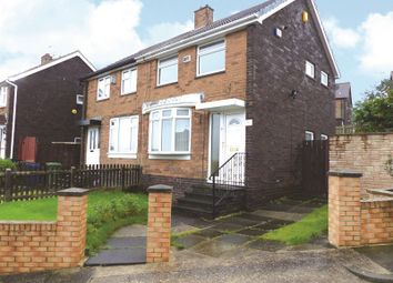 Thumbnail 2 bedroom semi-detached house for sale in Rutherford Square, Sunderland