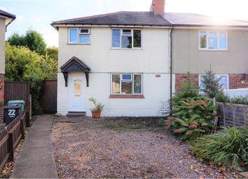 Thumbnail 3 bed semi-detached house for sale in Borough Crescent, Old Quater, Stourbridge