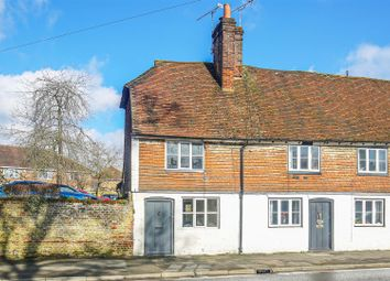 2 bed end terrace house to rent in High Street, Westerham TN16