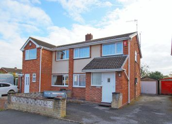 Thumbnail 3 bedroom semi-detached house for sale in Carol Avenue, Bromsgrove