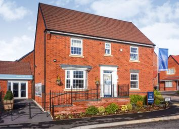 4 bed detached house for sale in Princethorpe Street, Bromsgrove B61