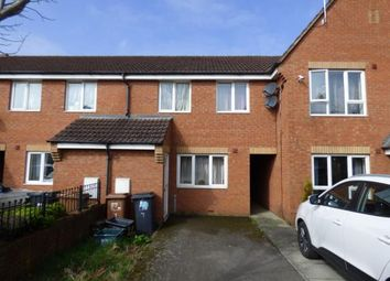 Thumbnail 3 bed terraced house for sale in Pomfret Arms Close, South Bridge, Northampton, Northamptonshire