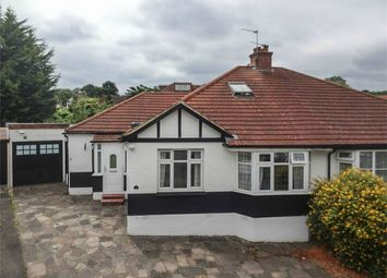Thumbnail 4 bedroom semi-detached bungalow for sale in Tudor Close NW9, Kingsbury, London