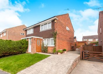 Thumbnail 2 bed semi-detached house for sale in Stroma Gardens, Hailsham