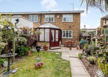 Thumbnail 3 bedroom end terrace house for sale in Carbis Road, London, London