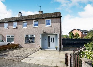 Thumbnail 3 bed semi-detached house for sale in Ashfield Drive, Dumfries