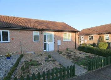 Thumbnail 1 bed semi-detached bungalow for sale in Manor Court Road, Witchford, Ely