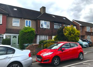 Thumbnail 3 bedroom terraced house to rent in Manor Way, London