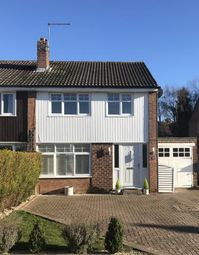 Thumbnail 3 bed semi-detached house for sale in Ladywell Way, Ponteland, Northumberland, Tyne & Wear