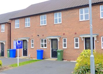 Thumbnail 2 bed semi-detached house to rent in Blackshale Road, Mansfield Woodhouse, Mansfield