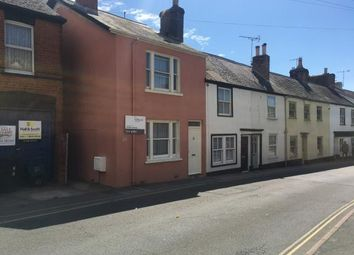 Thumbnail 2 bed end terrace house for sale in Sidmouth, Devon