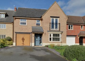 Thumbnail 4 bed detached house for sale in Brunel Avenue, Colsterworth, Grantham