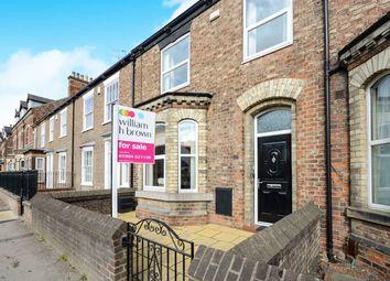 Thumbnail 3 bed terraced house for sale in Lawrence Street, York