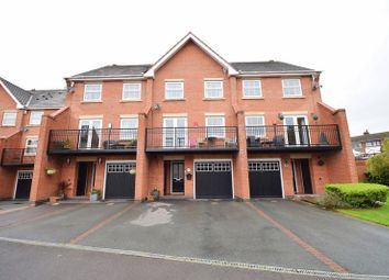 Thumbnail 4 bed mews house for sale in Hayeswood Grove, Norton, Stoke-On-Trent