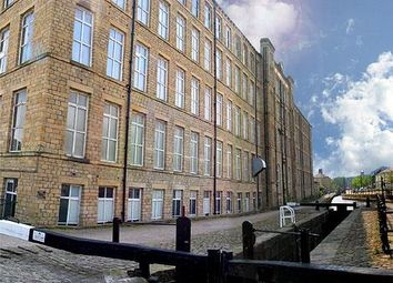 Thumbnail Commercial property to let in Globe 1 (Artisan Hall)), Globe Mills, Bridge Street, Slaithwaite, Huddersfield